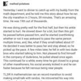 Math runner
